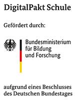 DigitalPakt Schule Gefördert durch: Bundesministerium für Bildung und Forschung aufgrund eines Beschlusses des Deutschen Bundestages