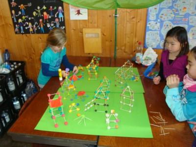 """TadTadaaa!!! Wir präsentieren: ,,Der einzigartige Miniatur-Spielplatz der 2c!"""""""